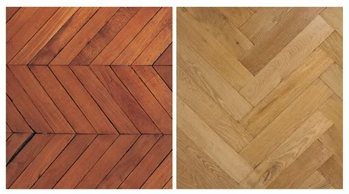 The Edges Of Wood Planks Or Tile Must Be Carefully Cut At An Angle To Form Straight Lines Center Chevron V Pattern