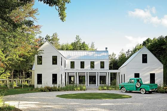 Design in Mind The Modern Farmhouse Coats Homes